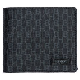 Boss 50402697 Mens Billfold Wallet Metropole Black
