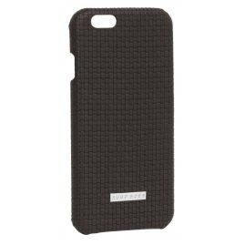 Boss 50322157-201 Traveller Smartphone Cover Dunkelbraun