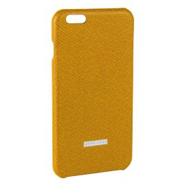 Boss 50316500-701 Signature Smartphone Cover Dark Yellow