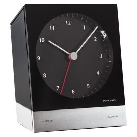 Jacob Jensen 32341 Alarm Clock Black