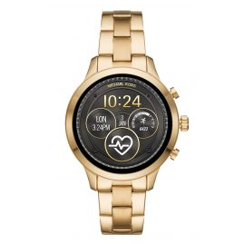 Michael Kors Access MKT5045 Ladies' Smartwatch Runway Gold Tone