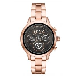 Michael Kors Access MKT5046 Ladies' Smartwatch Runway Rose Gold Tone