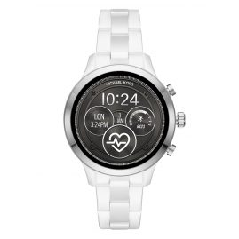 Michael Kors Access MKT5050 Ladies' Smartwatch Runway Ceramic White