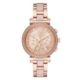 Michael Kors MK6560 Damenarmbanduhr Chronograph Sofie