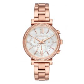 Michael Kors MK6576 Ladies' Watch Chronograph Sofie