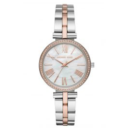 Michael Kors MK3969 Ladies' Wristwatch Maci Two-Tone