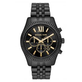 Michael Kors MK8603 Herrenuhr Chronograph Lexington