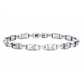 Michael Kors MKC1004AN040 Silber Damenarmband Mercer Link