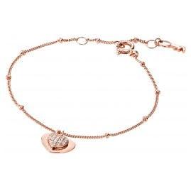 Michael Kors MKC1118AN791 Ladies' Bracelet Love Rose