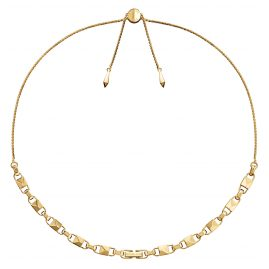 Michael Kors MKC1018AA710 Ladies' Necklace Mercer Link