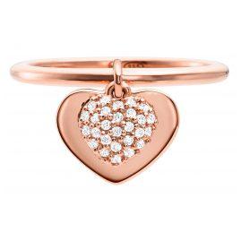 Michael Kors MKC1121AN791 Ladies' Ring Love Rose