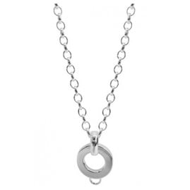 trendor 63058 Silber Charms Collier