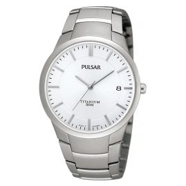 Pulsar PS9009 Titanium Mens Watch