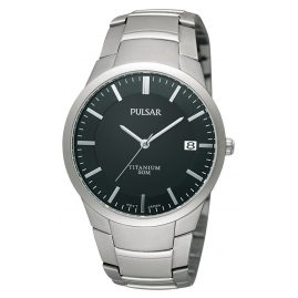 Pulsar PS9013 Titanium Mens Watch