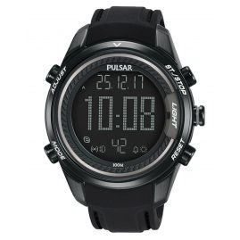 Pulsar P5A009X1 Herrenuhr Alarm-Chronograph Rally