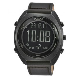 Pulsar P5A029X1 Mens Digital Watch Pulsar X