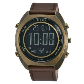 Pulsar P5A030X1 Mens Digital Watch Pulsar X