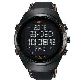 Pulsar PQ2063X1 Digital Mens Wrist Watch Pulsar X