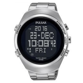 Pulsar PQ2055X1 Men's Watch Digital Chronograph Pulsar X