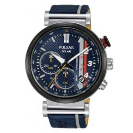 Pulsar PZ5079X1 Men's Solar Watch Chronograph Limited Edition