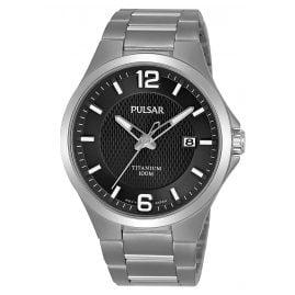 Pulsar PS9613X1 Herrenarmbanduhr Titan