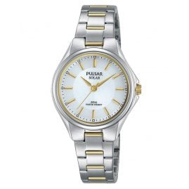 Pulsar PY5035X1 Ladies Watch Solar Two-Colour