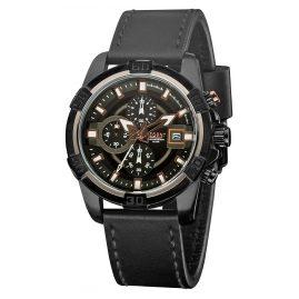Regent HL 8015 Herren-Uhr Chronograph