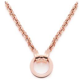 Leonardo 016305 Damen-Halskette Pea Darlin's Rosé 45 cm