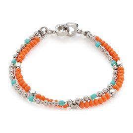 Leonardo 016823 Damen-Armband Corallo Darlin's