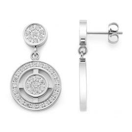 Leonardo 016332 Ohrringe Rotare