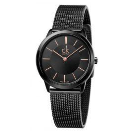 Calvin Klein K3M22421 Minimal Damen Armbanduhr