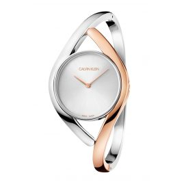 Calvin Klein K8U2MB16 Ladies' Bangle Watch Party M
