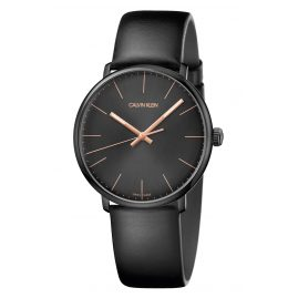 Calvin Klein K8M214CB Mens Watch High Noon Black