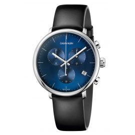 Calvin Klein K8M271CN Men´s Wristwatch Chronograph High Noon
