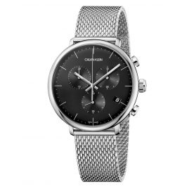 Calvin Klein K8M27121 Herrenuhr Chronograph High Noon