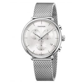 Calvin Klein K8M27126 Herrenuhr Chronograph High Noon