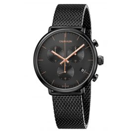 Calvin Klein K8M27421 Herrenuhr Chronograph High Noon