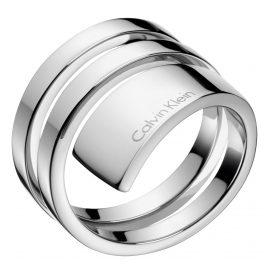 Calvin Klein KJ3UMR0001 Beyond Ladies Ring