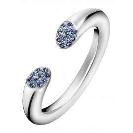 Calvin Klein KJ8YMR0402 Damenring Blau