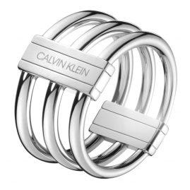 Calvin Klein KJBDMR0001 Women's Ring In Sync