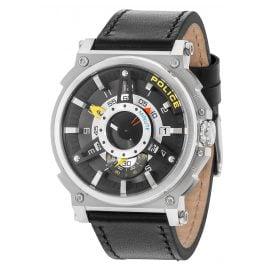Police PL15048JS.61 Herrenarmbanduhr Compass Schwarz