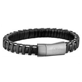 Police PJ25897BLB-01-L Spiral Bracelet for Men