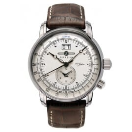 Zeppelin 7640-1 Dual Time Herrenuhr