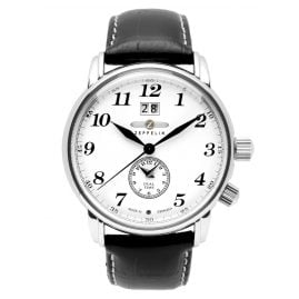 Zeppelin 7644-1 LZ127 Dual Time Herrenuhr