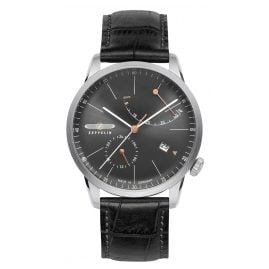 Zeppelin 7366-2 Flatline Mens Automatic Watch