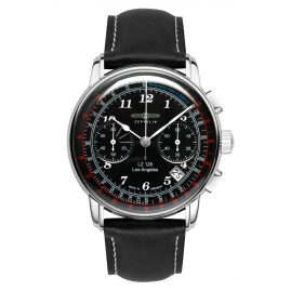 Zeppelin 7614-2 LZ126 Los Angeles Herrenuhr Chronograph