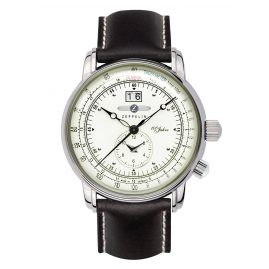 Zeppelin 8640-3 Mens Watch 100 Years Zeppelin