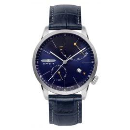 Zeppelin 7366-3 Flatline Mens Automatic Watch