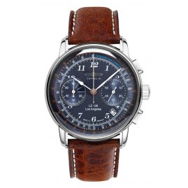 Zeppelin 7614-3 Herren-Chronograph LZ126 Los Angeles