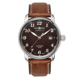 Zeppelin 8656-3 Mens Automatic Watch LZ127 Graf Zeppelin